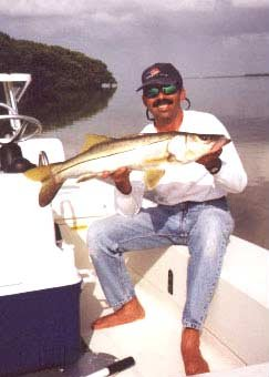 Capt. Pete Silot from Saltwater Junkie: Posted: May 4, 2004