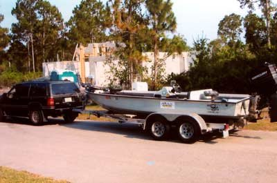 Capt. Jim Allen from Jim's Light Tackle Guide Service: Posted June 4, 2004
